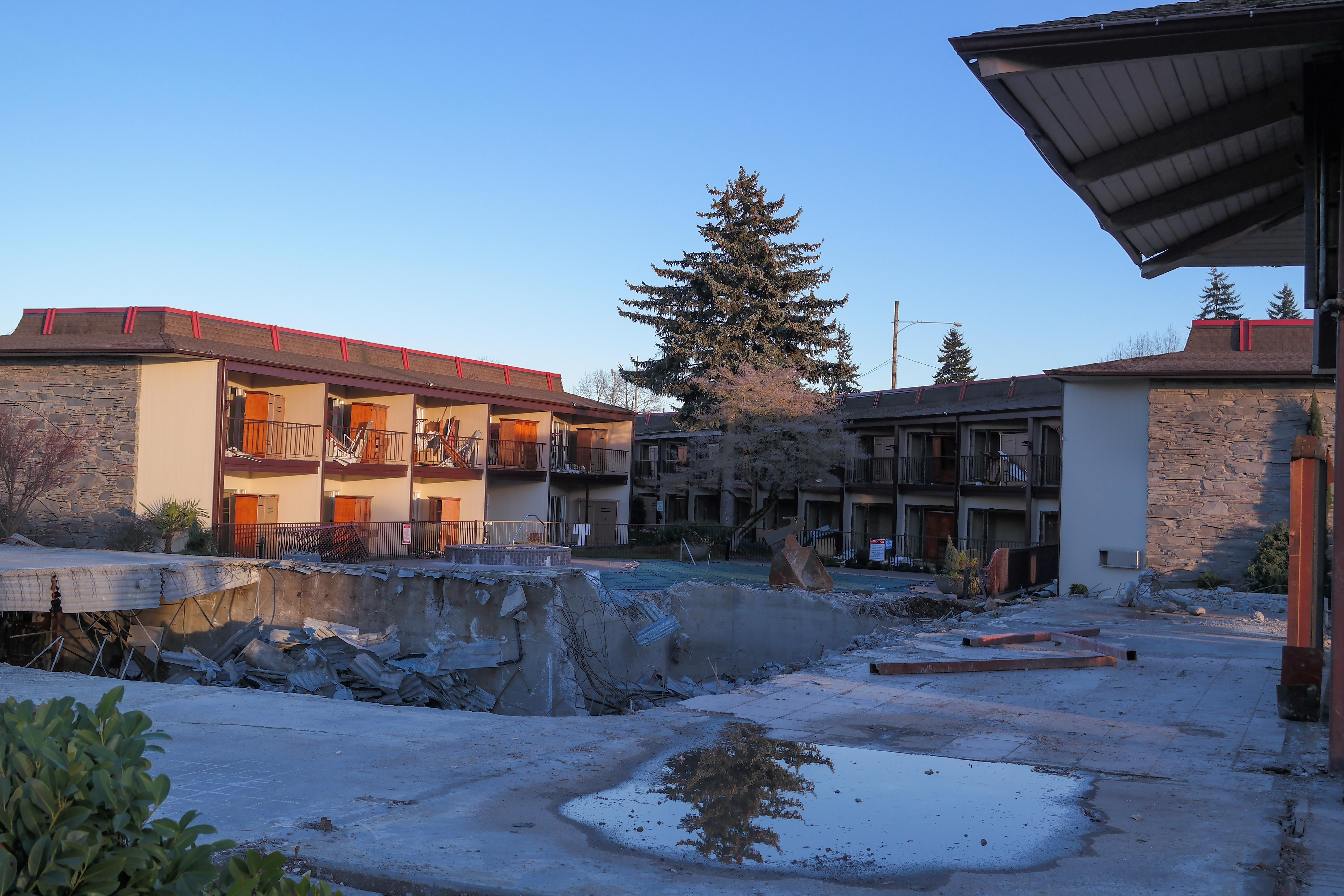 Red Lion Hotel Spokane Wa At The Park