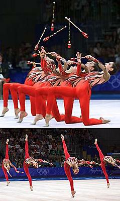 Rhythmic Gymnastics Wikipedia