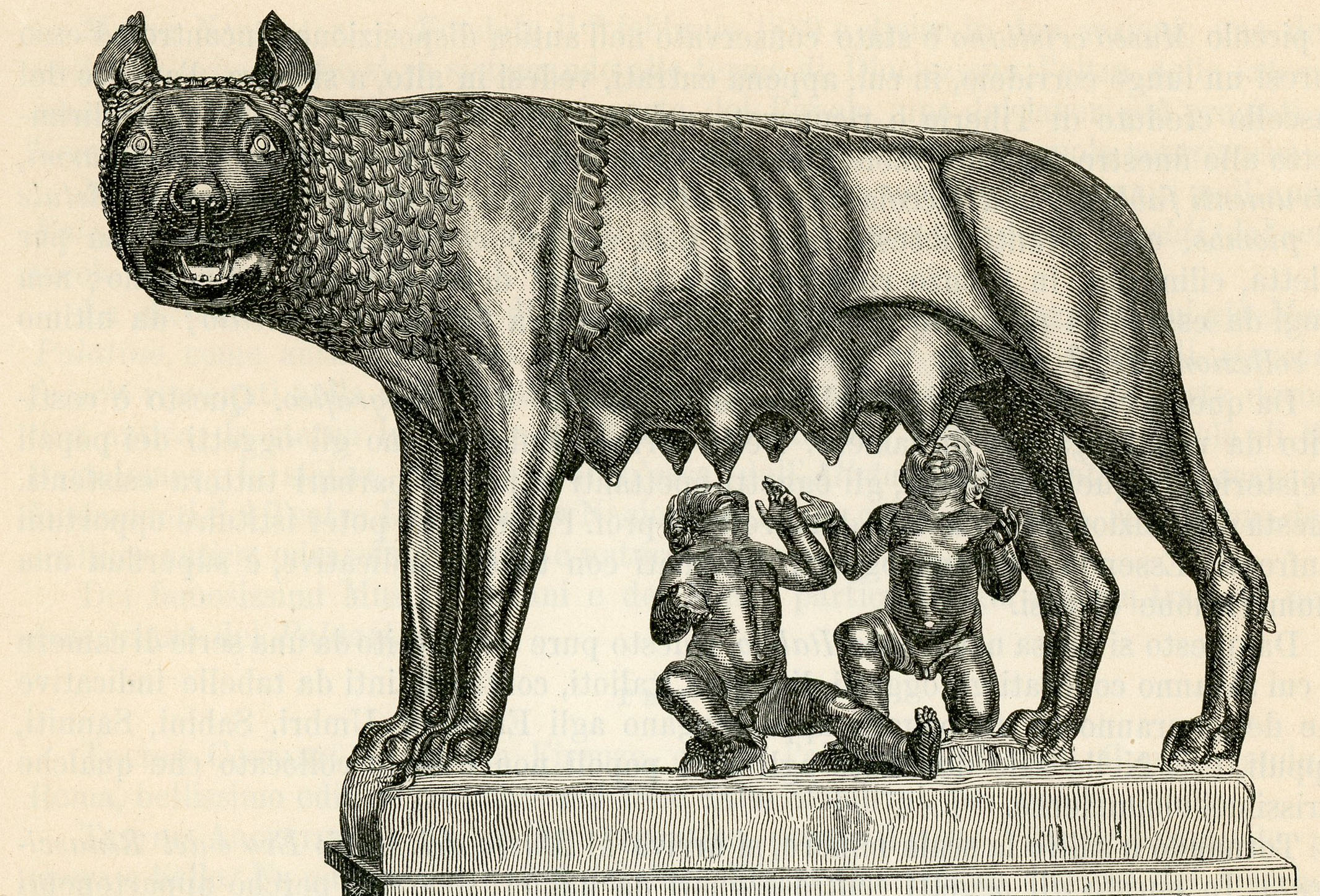 File:Roma la Lupa con Romolo e Remo.jpg - Wikimedia Commons