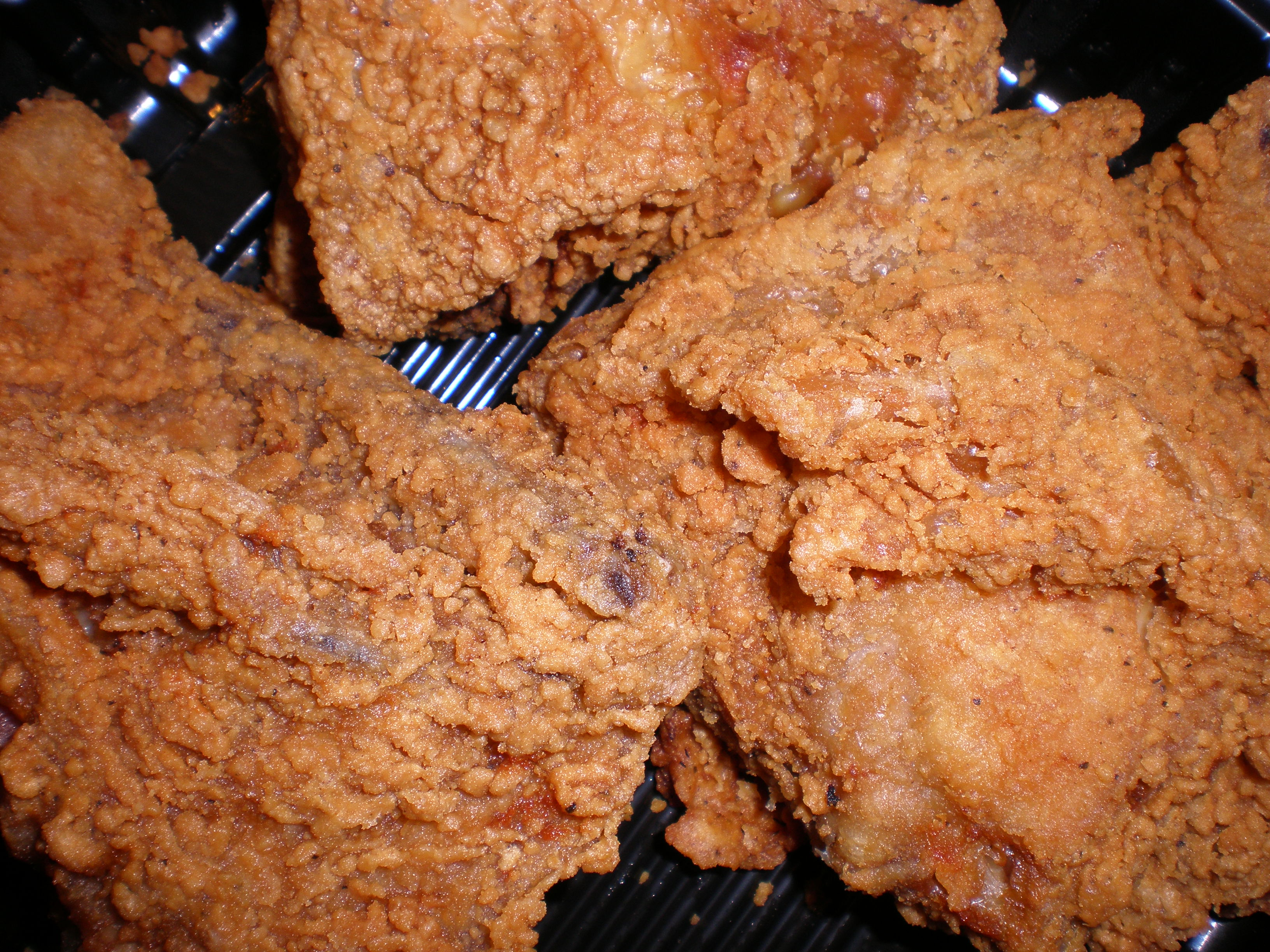 File safeway fried chicken jpg wikimedia commons - Defrost chicken safe way ...