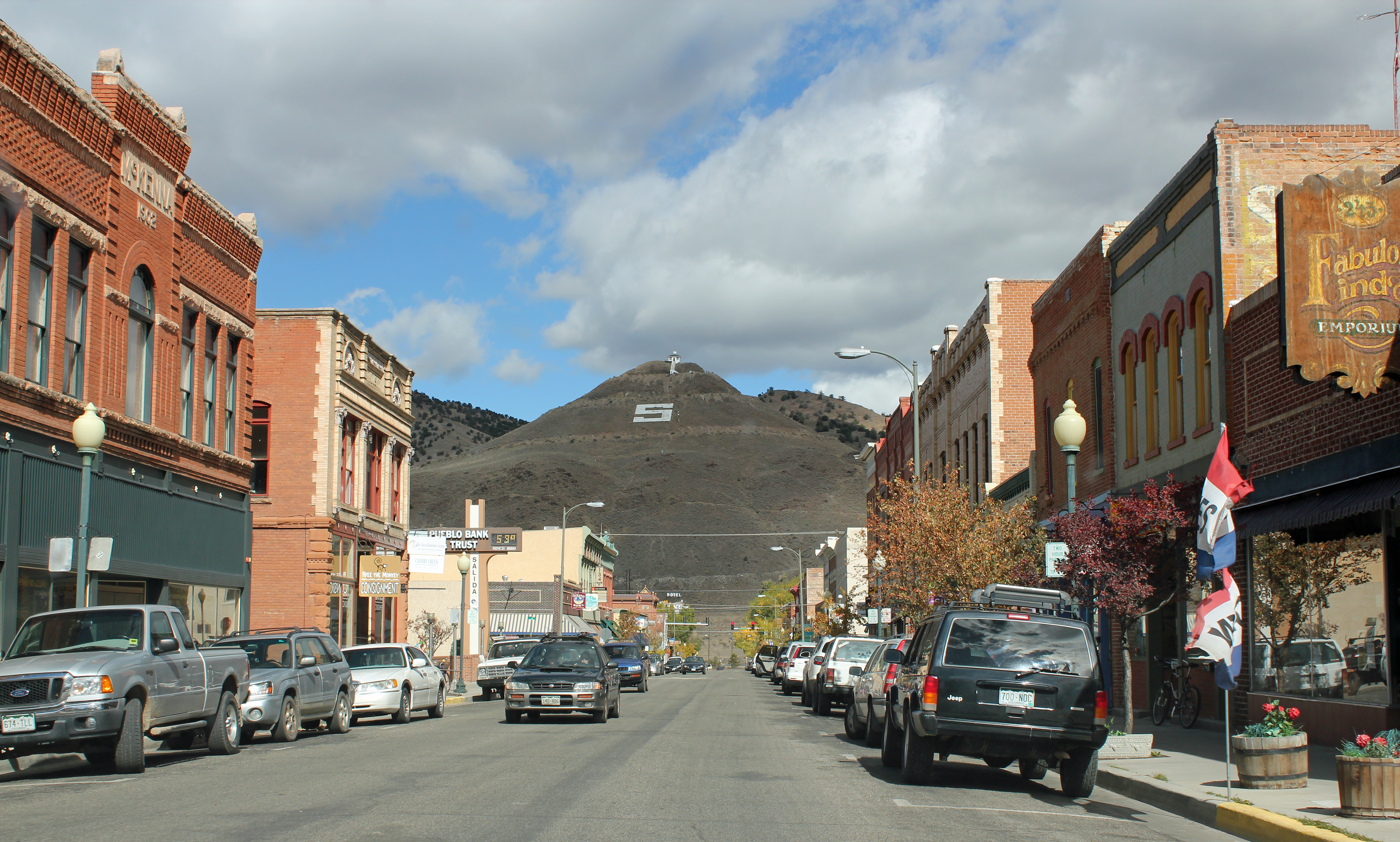 Salida (CO) United States  city photos : Salida Downtown Historic District Wikipedia, the free ...