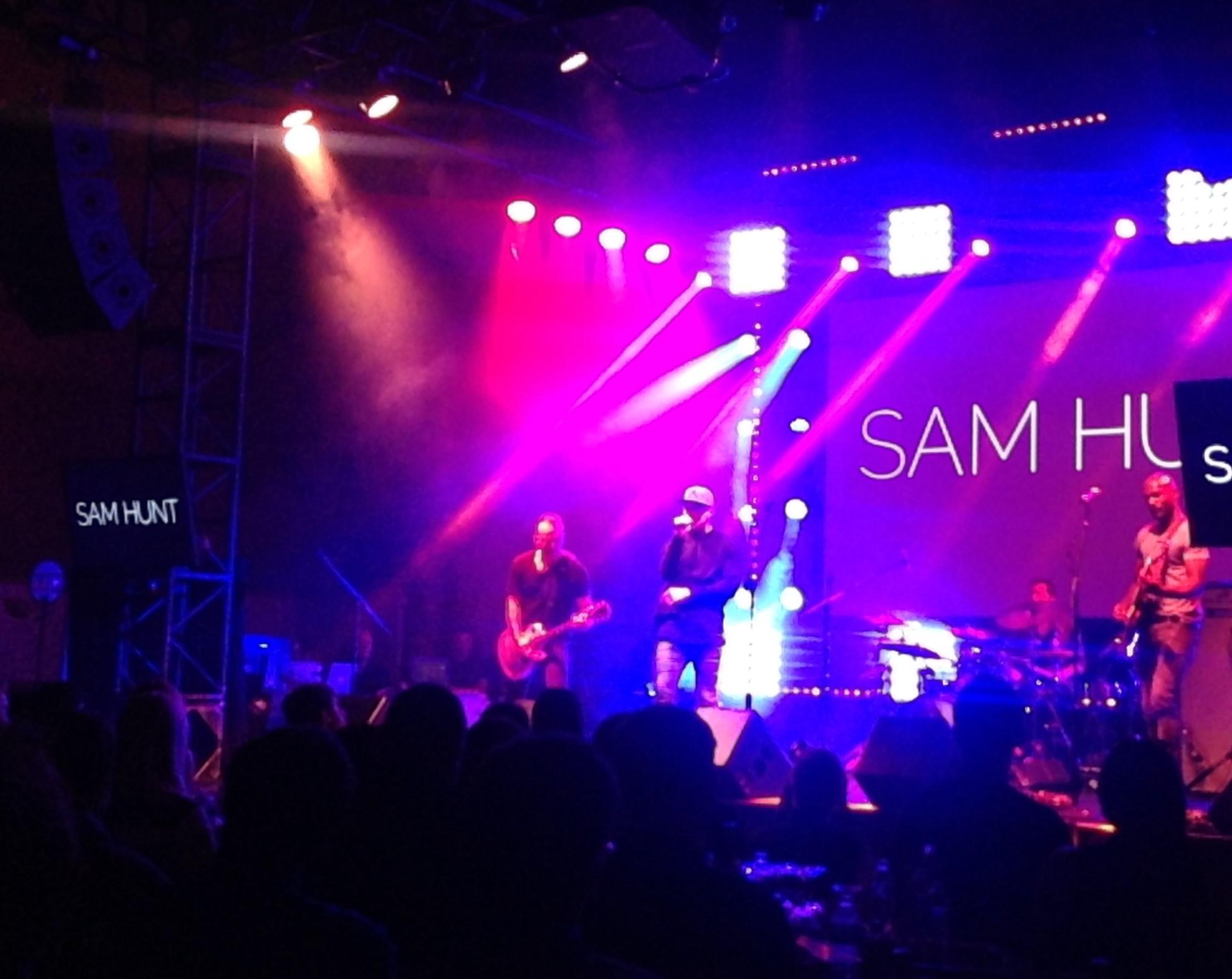 Sam hunt concert dates