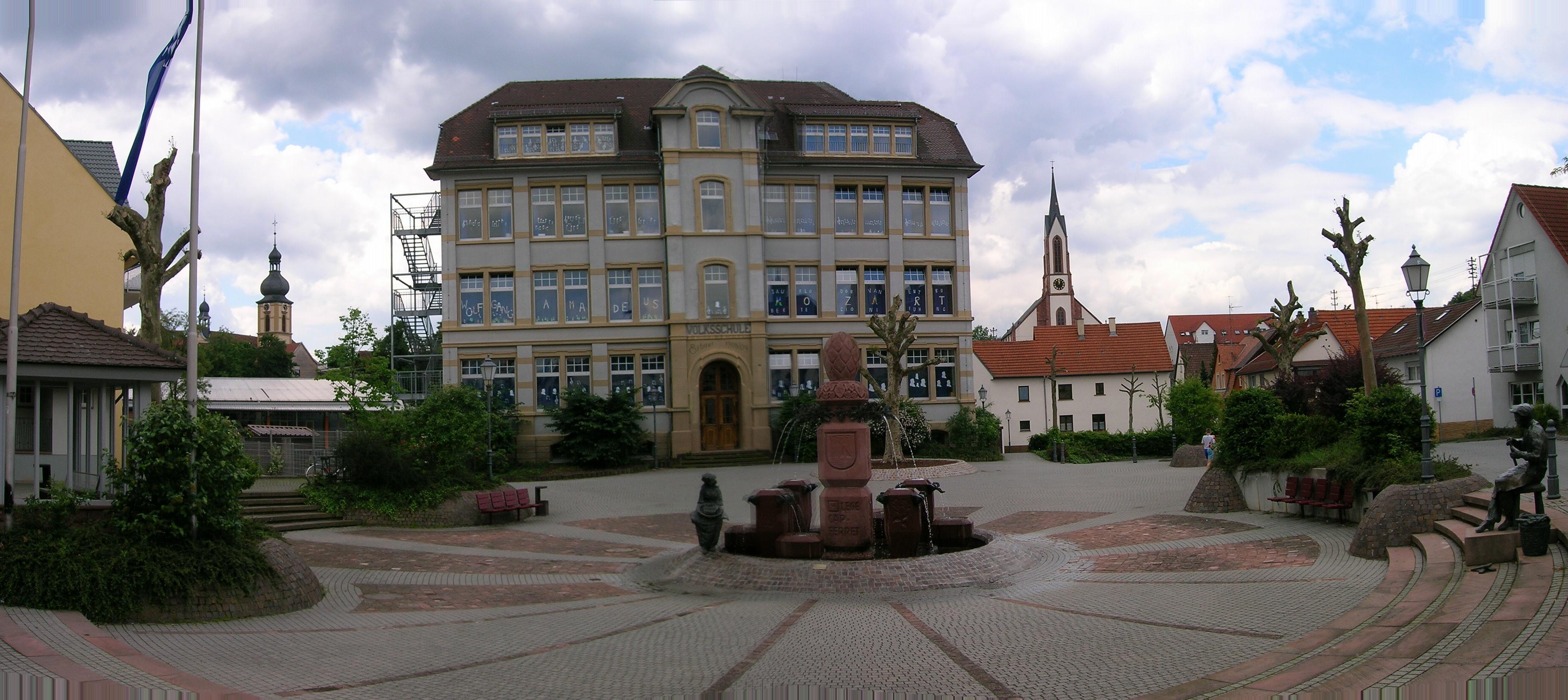 Sandhausen Deutschland