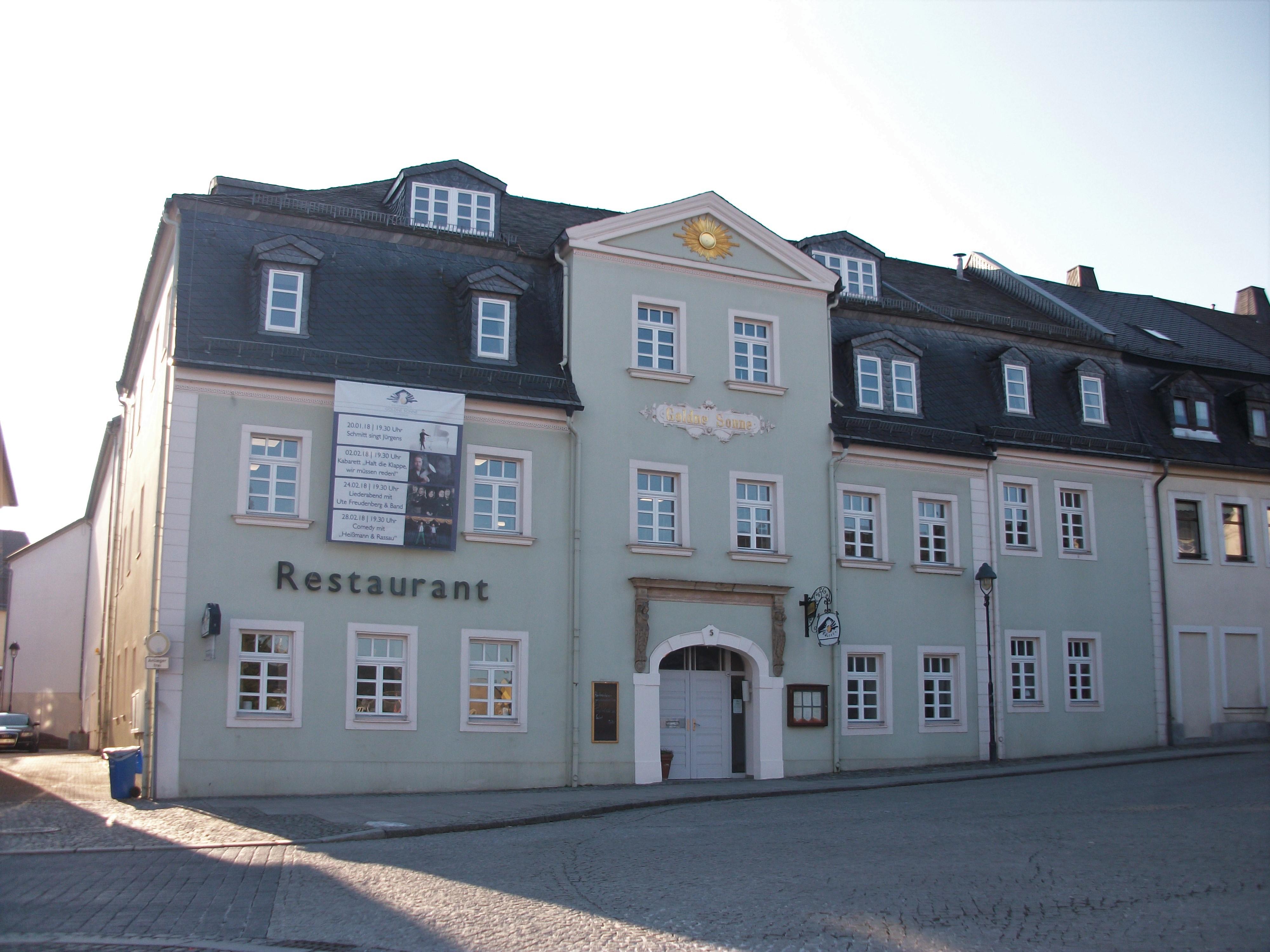 File schneeberg f rstenplatz 5 kulturzentrum goldene for Goldene hohe schneeberg