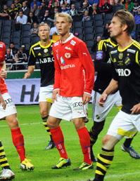 Sebastian Andersson Swedish footballer