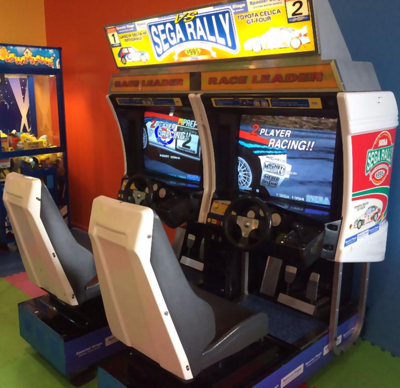 Sega Rally Wikipedia