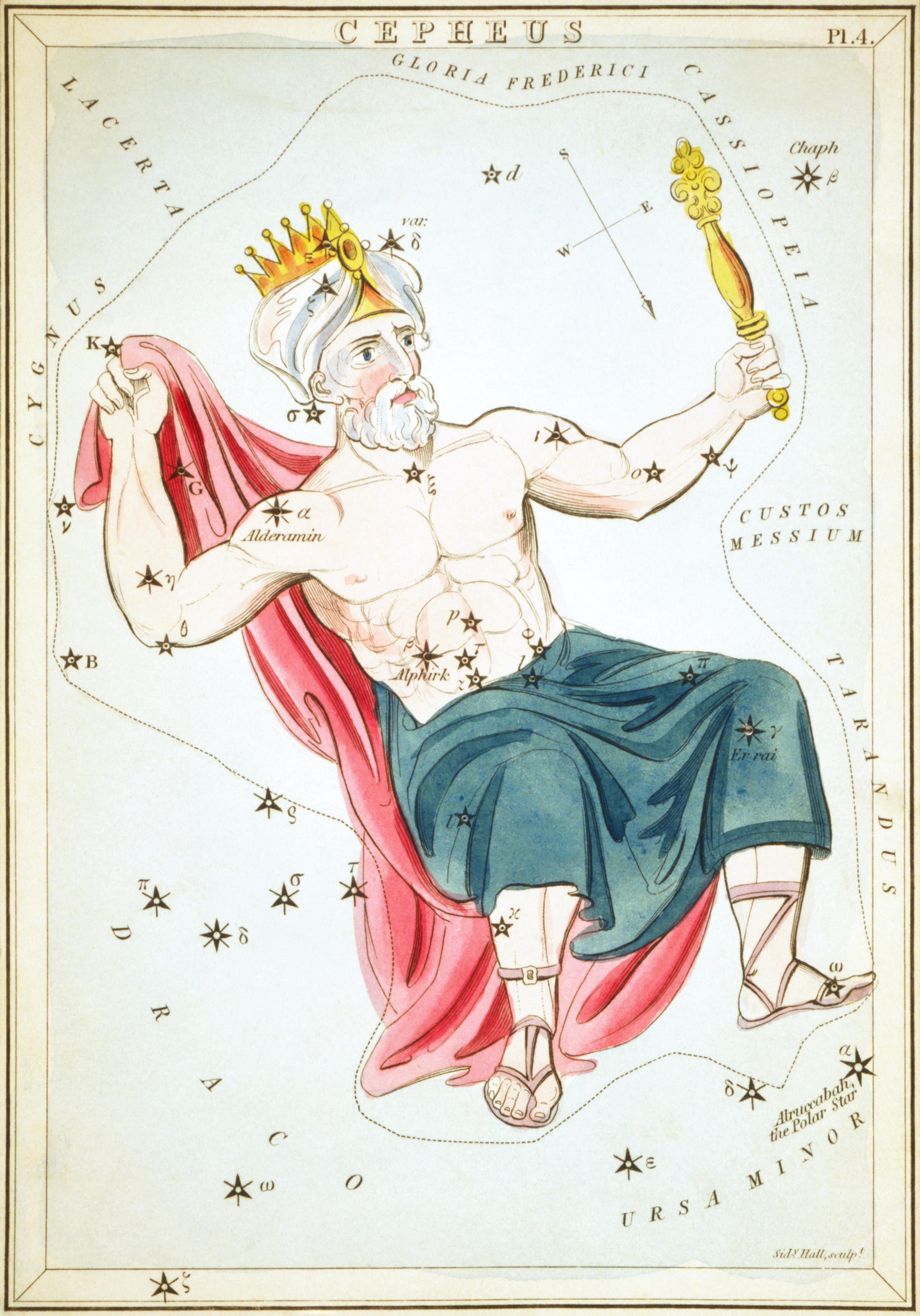 Chinese Zodiac Animals And Years Chart: Cepheus (constellation) - Wikipedia,Chart