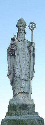 Saint Patrick, Apôtre de l'Irlande (+ 461)