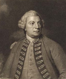 Studholme Hodgson British Army officer (died 1798)
