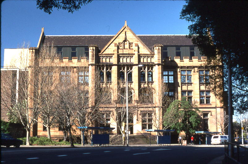Registrar-General's building - Wikipedia