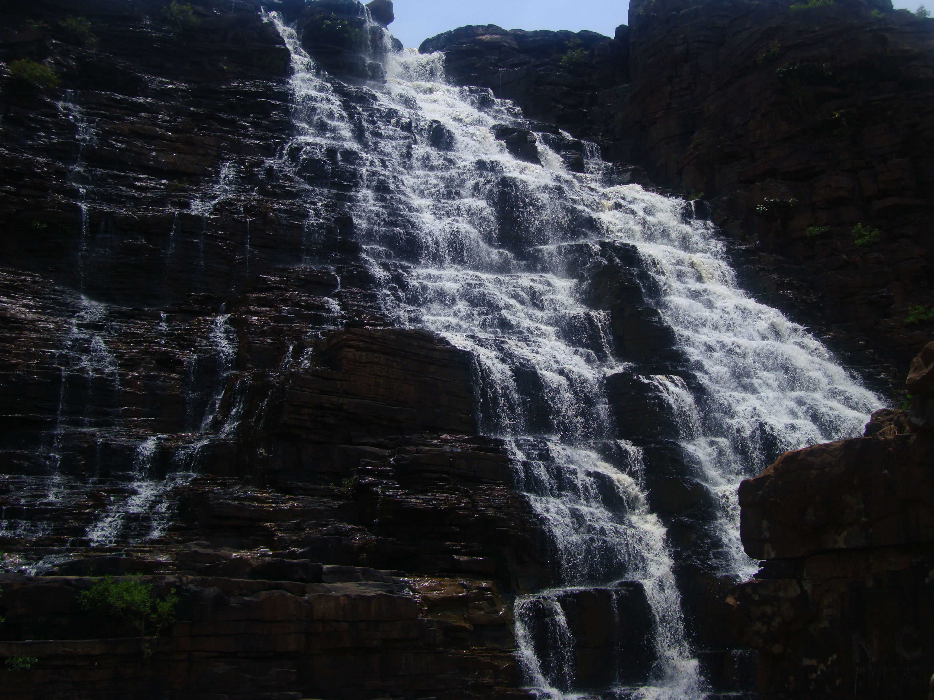 Tirathgarh Waterfalls Chhattisgarh