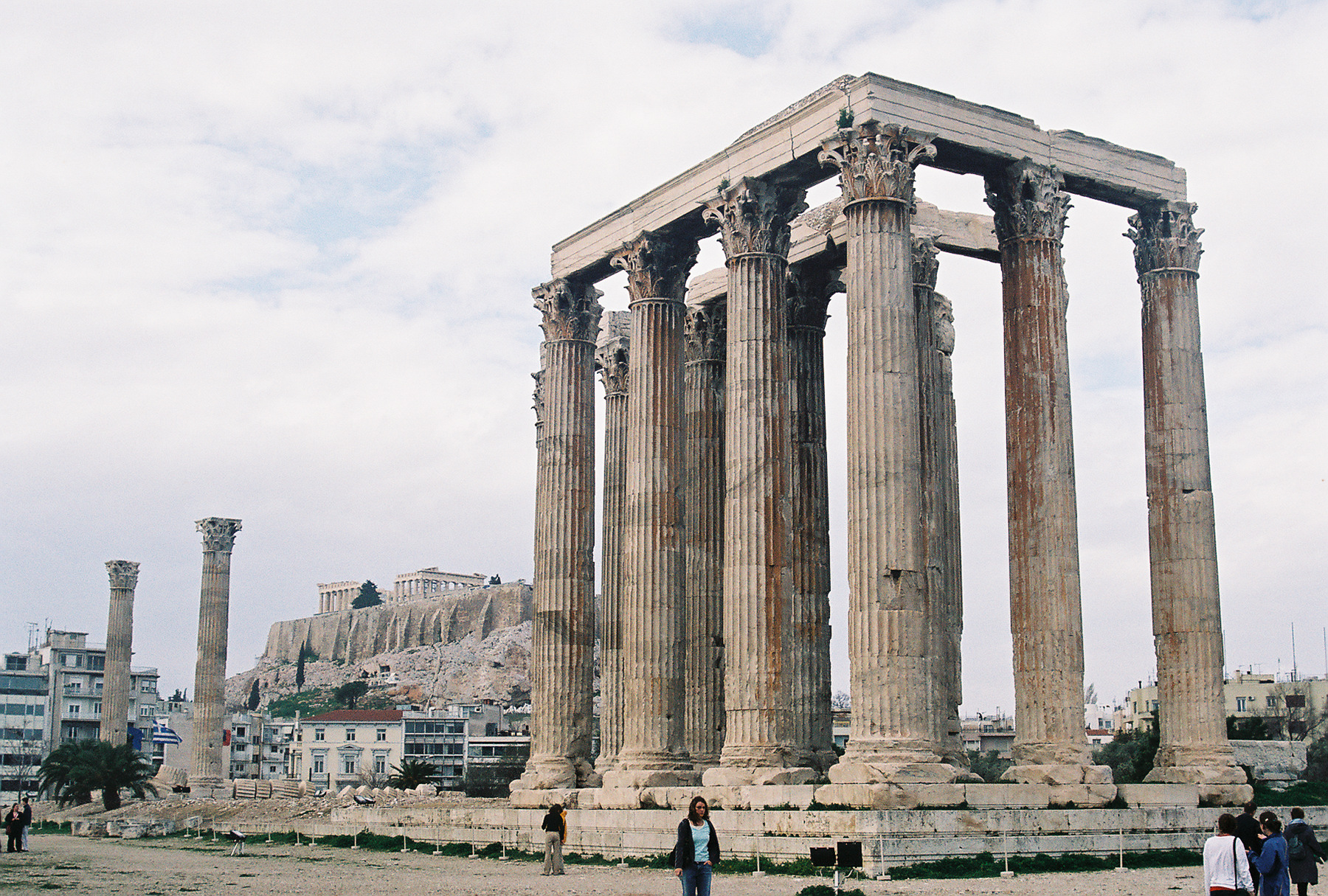 File:Temple of Olympian Zeus, Athens.jpg