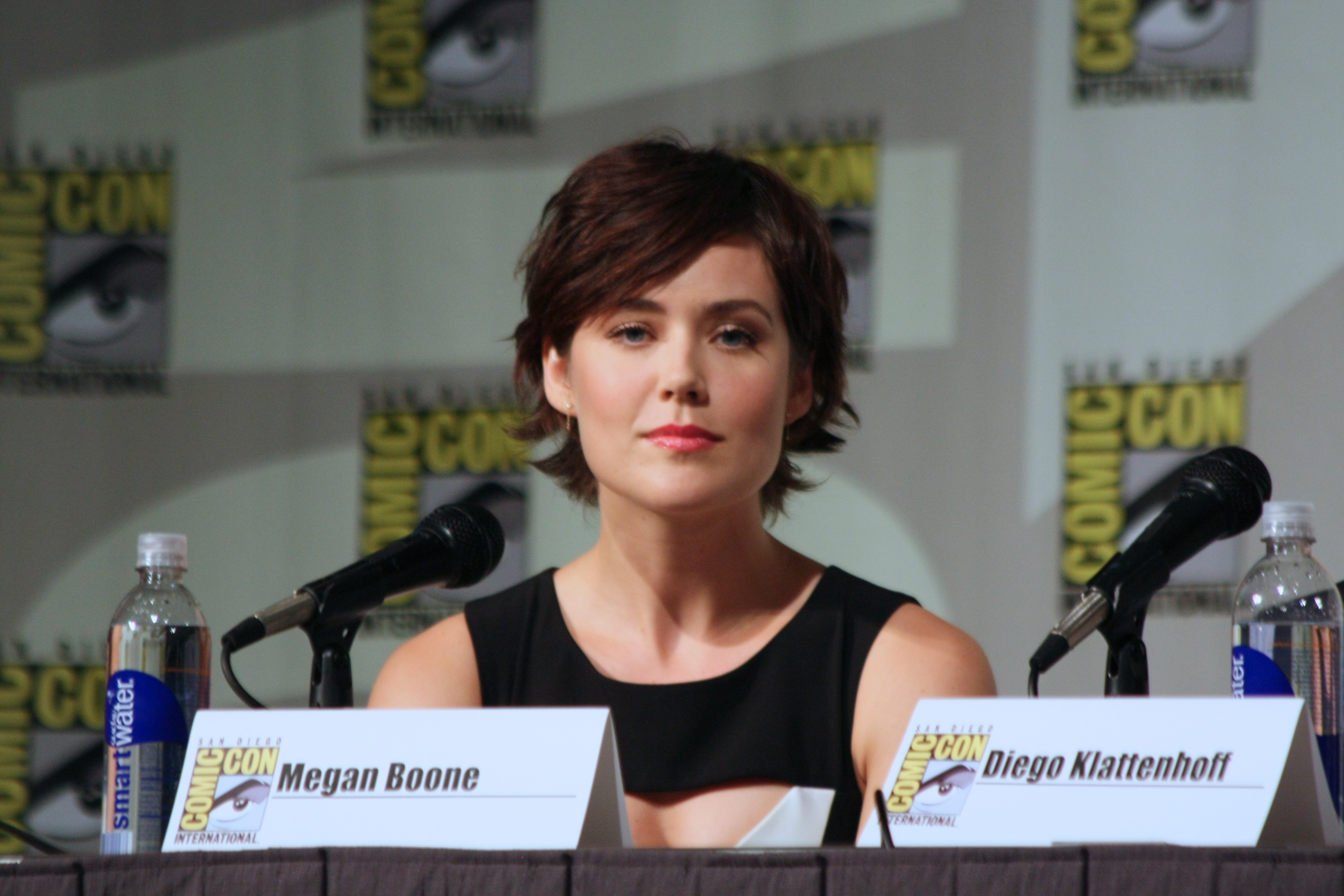 Filethe Blacklist Megan Boone Jpg Wikimedia Commons