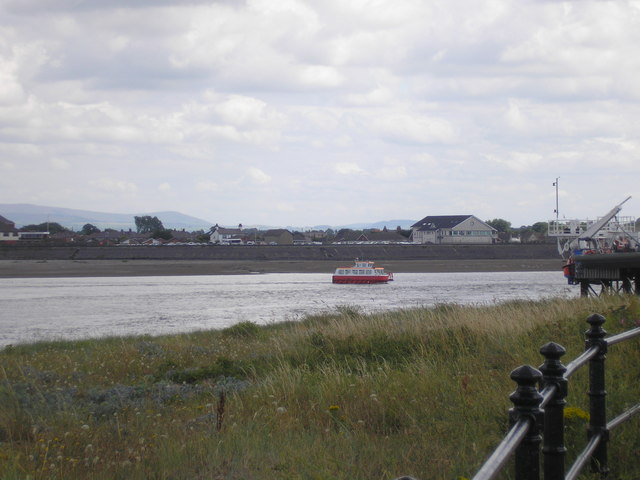 File:The Knott End to Fleetwood Ferry - geograph.org.uk - 1401572.jpg