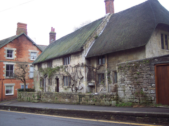 The Old House, Tisbury - geograph.org.uk - 309453