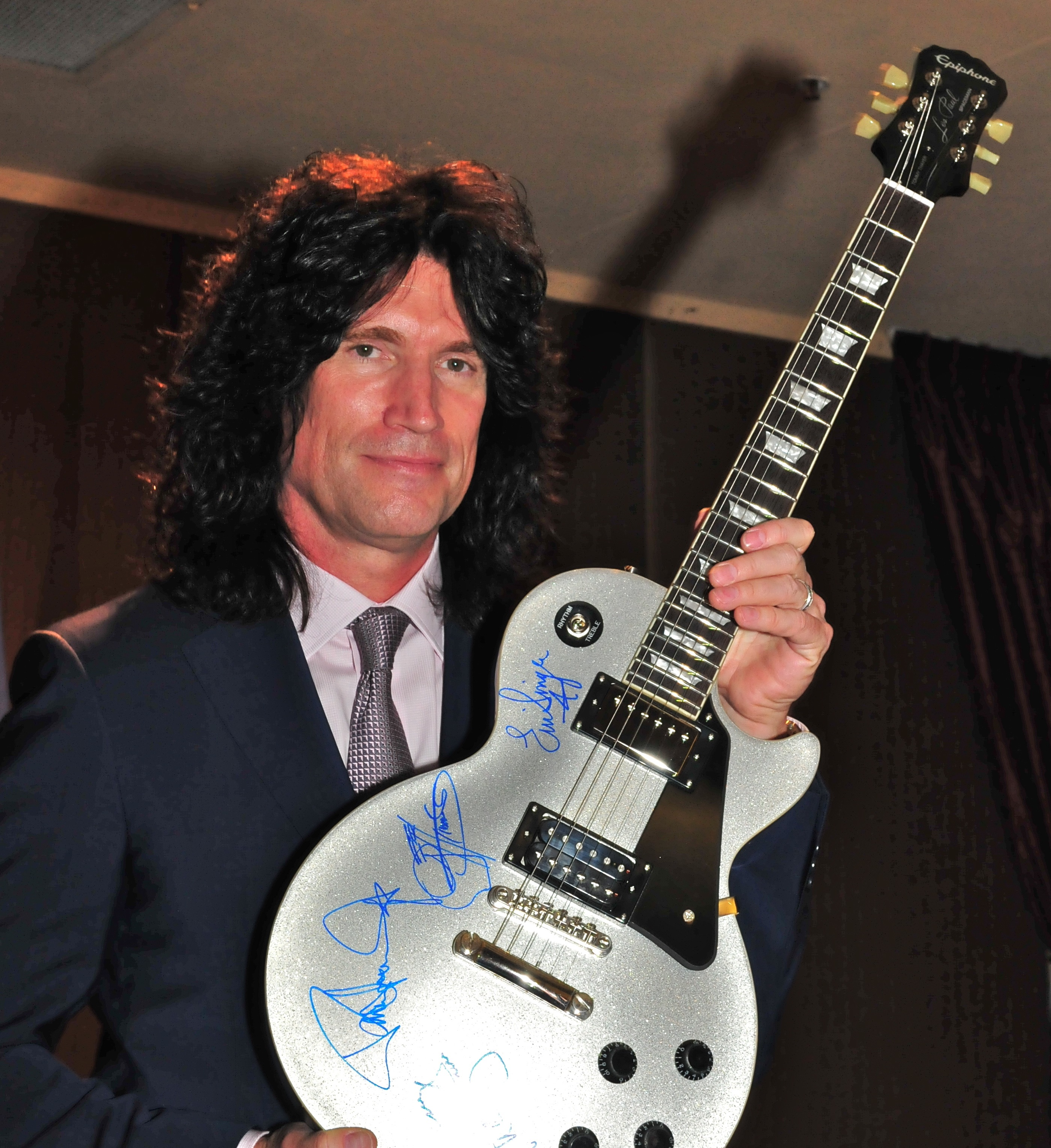 Kiss Tommy Thayer Makeup