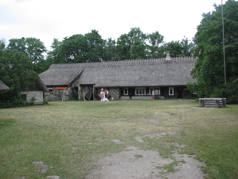 Tooma farm in Koguva, the birthplace of Juhan Smuul.