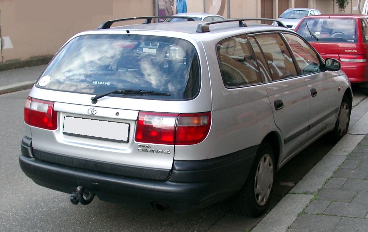 Подръжка на SUBARU Legacy/Legaсy ... - Toyota