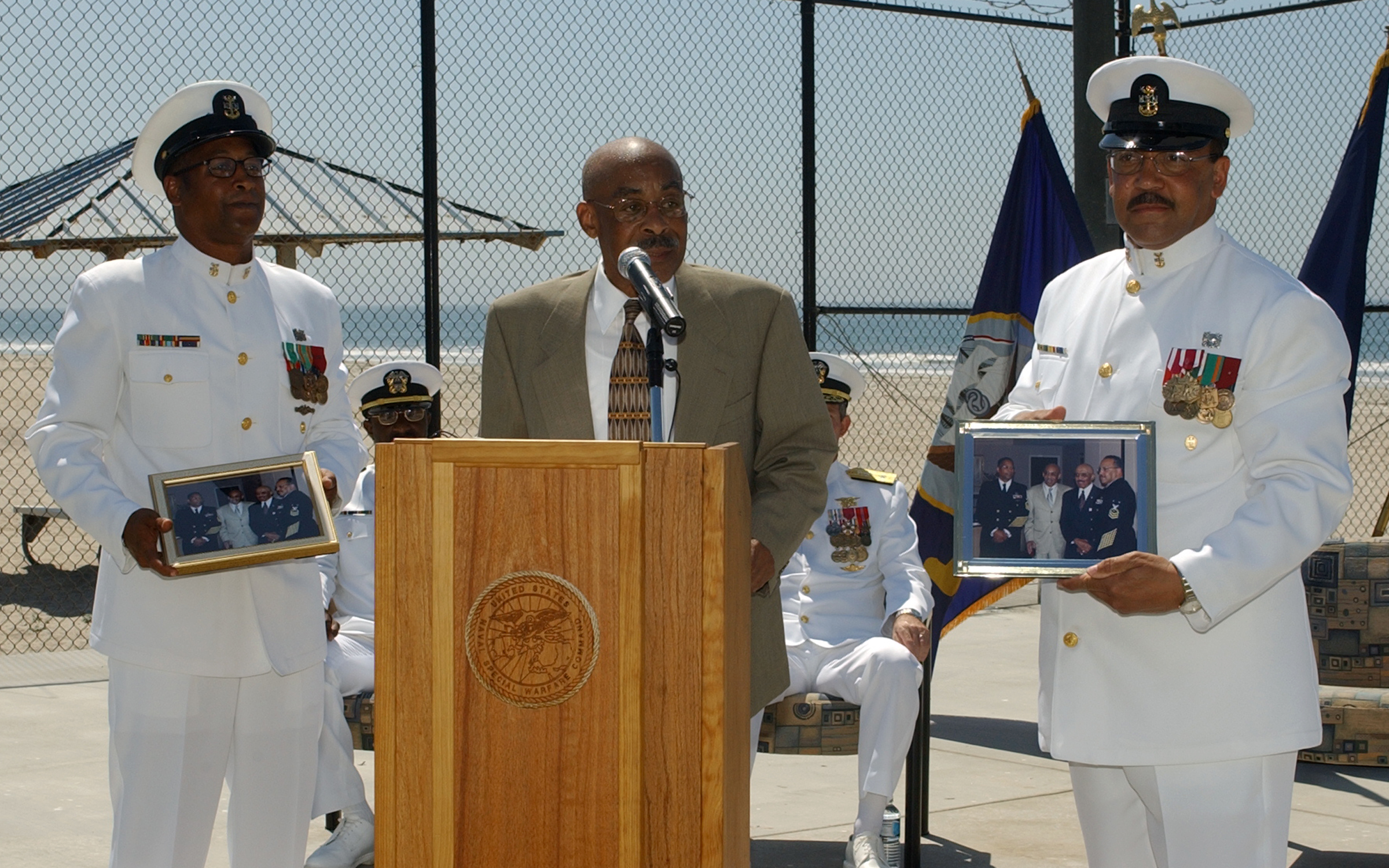 """a description of the kind of man carl brashear is Carl m brashear was the united states navy's first black master diver whose  story was told in the 2000 movie """"men of honor."""