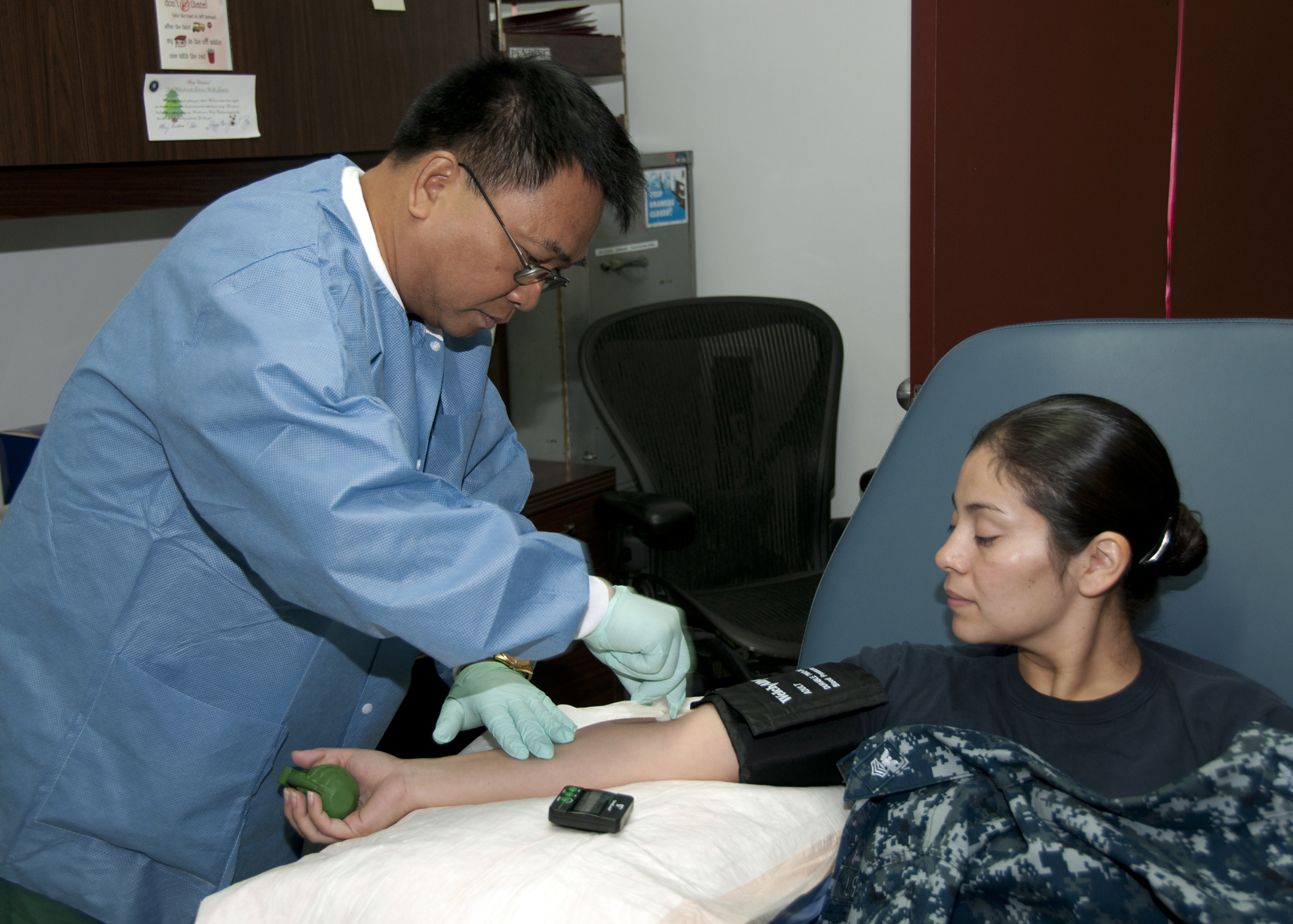 Refresher Course In Ekg And Phlebotomy Chicago Phlebotomy Training
