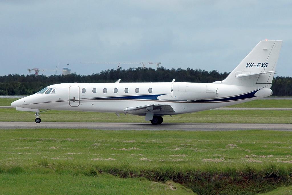 File Vh Exg Cessna 680 Citation Sovereign Executive
