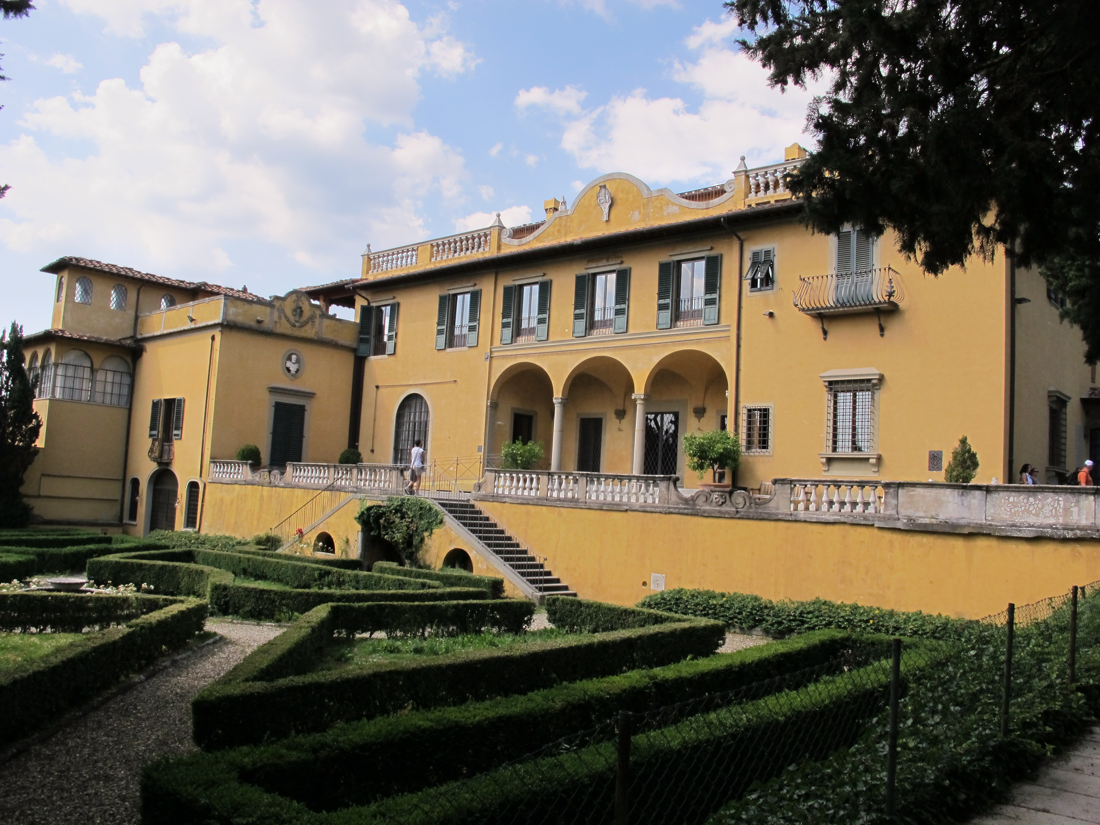 Villa Maria Pescara Italy