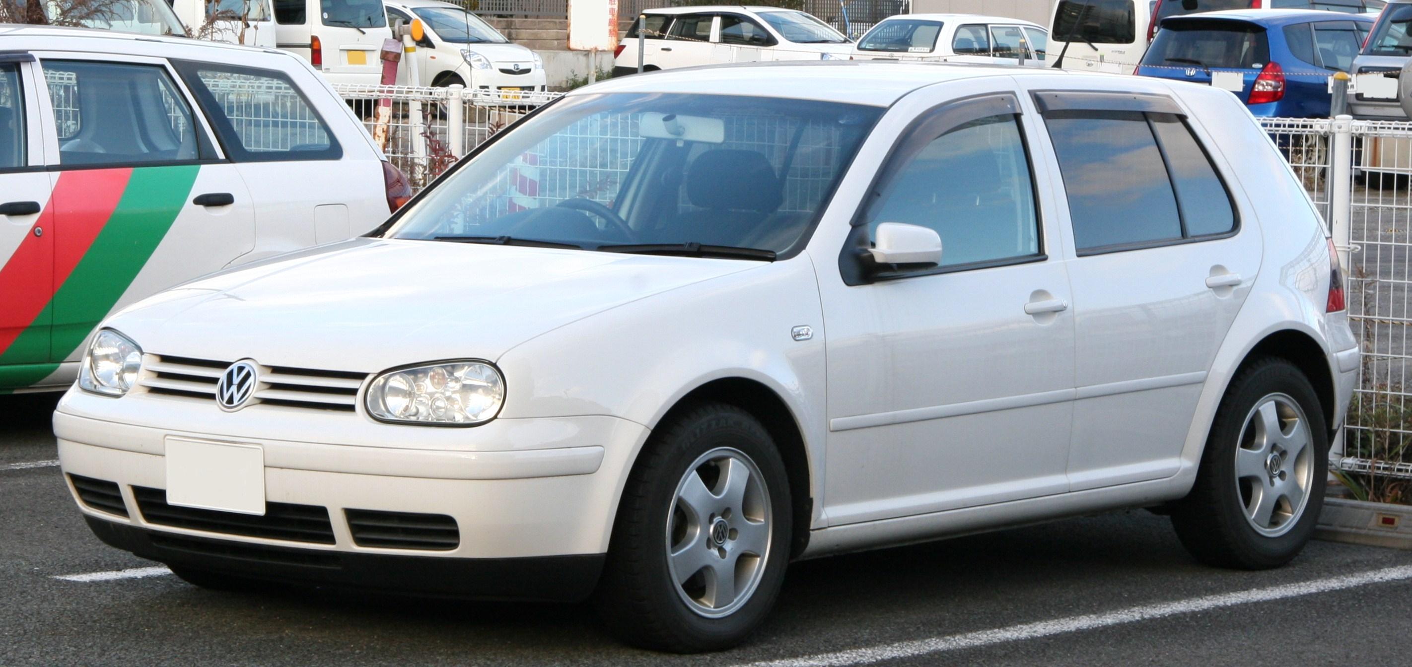 File:Volkswagen Golf IV.jpg - Wikimedia Commons