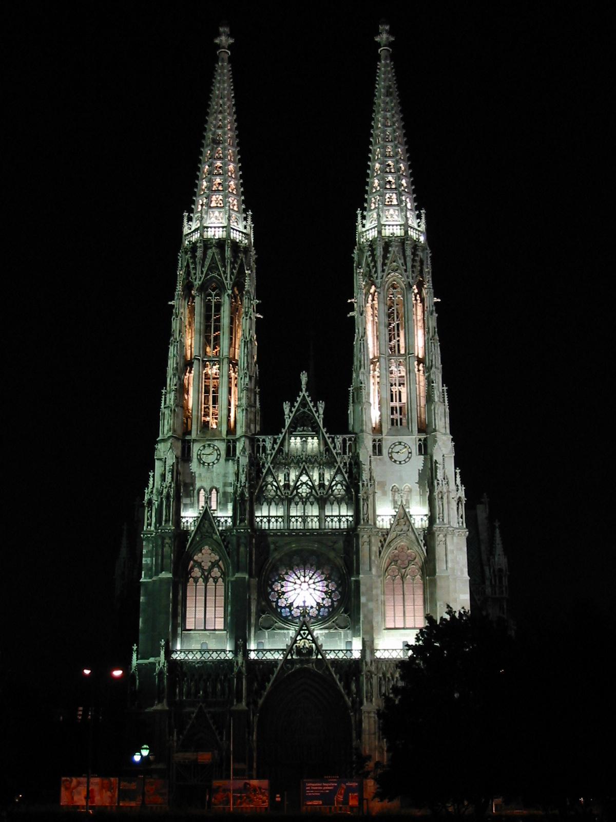 The Ring Vienna S Casual Luxury Hotel Vienna: Votivkirche (Wien)