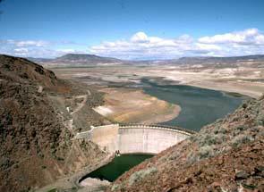 Warm Springs Reservoir