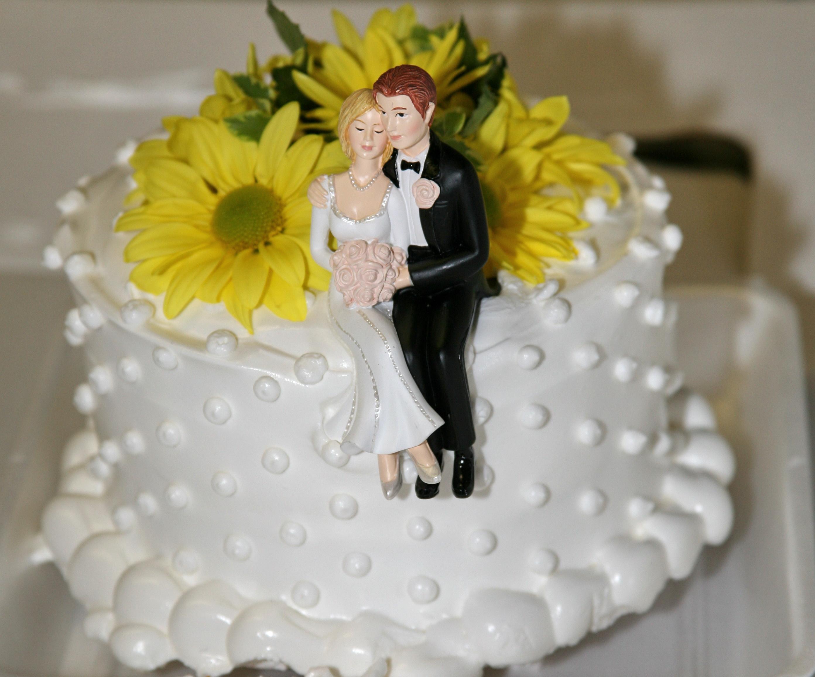 Cake Topper Matrimonio Fai Da Te