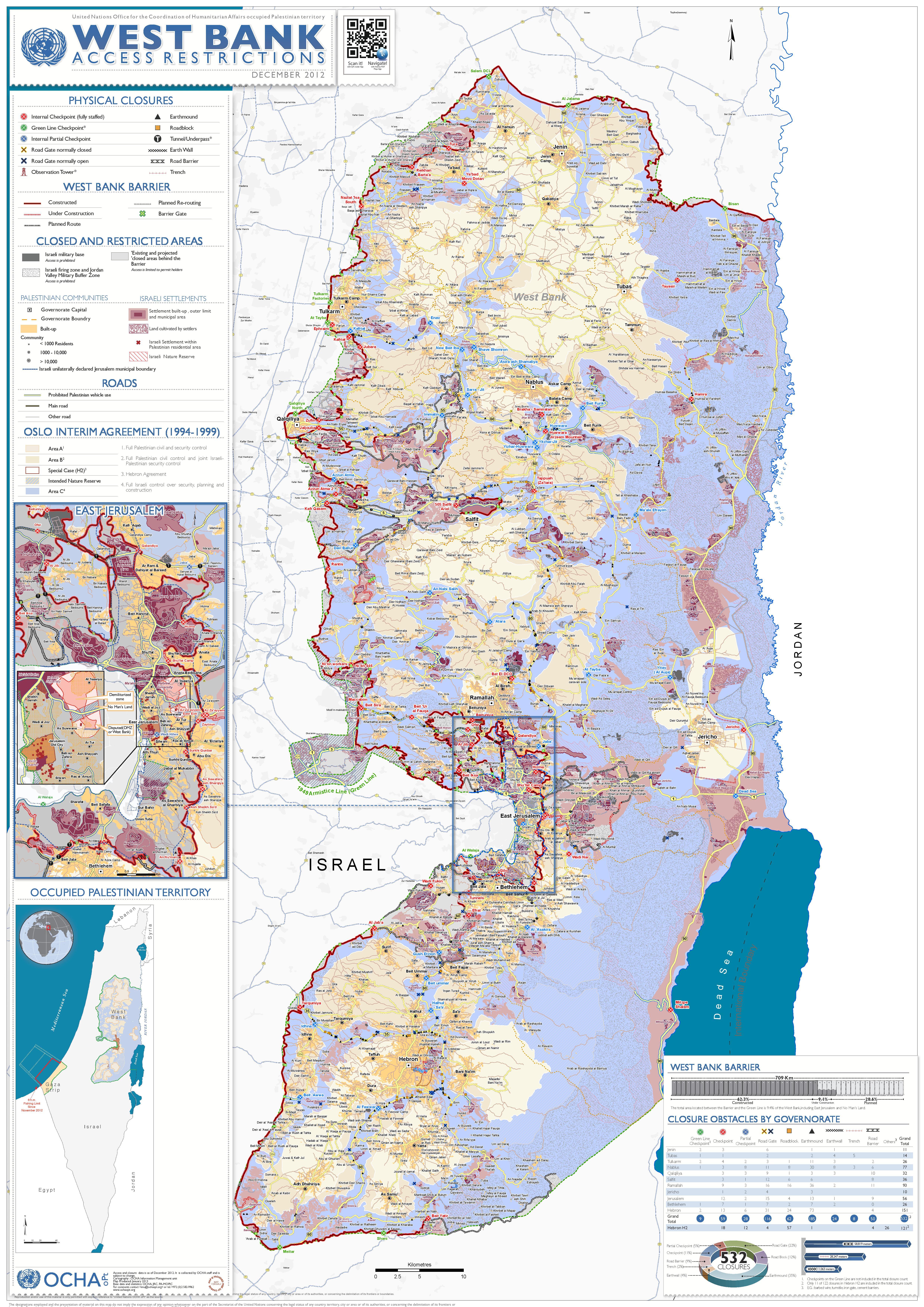 Netanyahu pretende imponer la soberanía sobre Cisjordania
