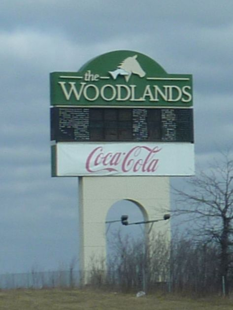 The Woodlands (race track) - Wikipedia