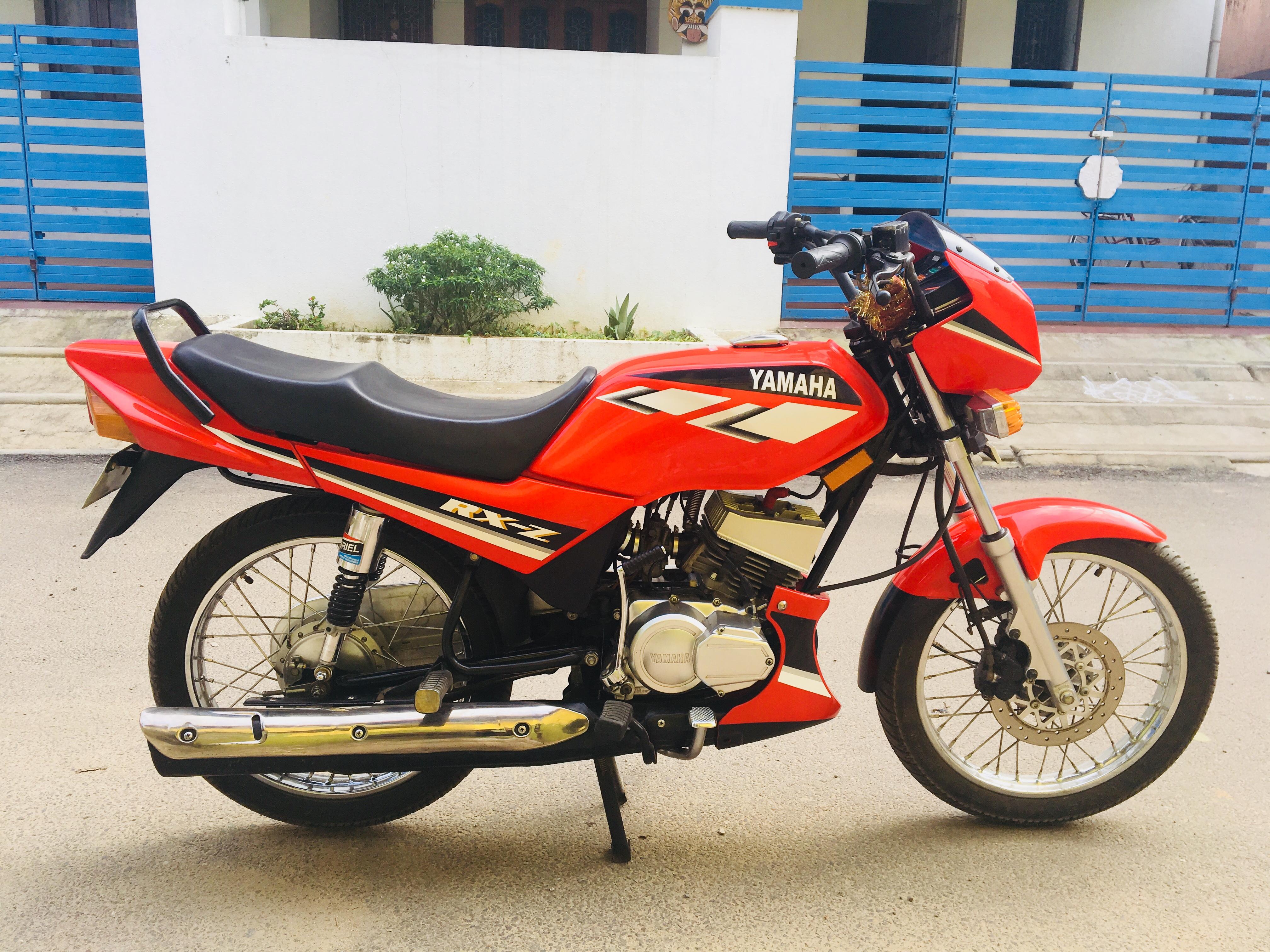 Yamaha Rxz For Sale