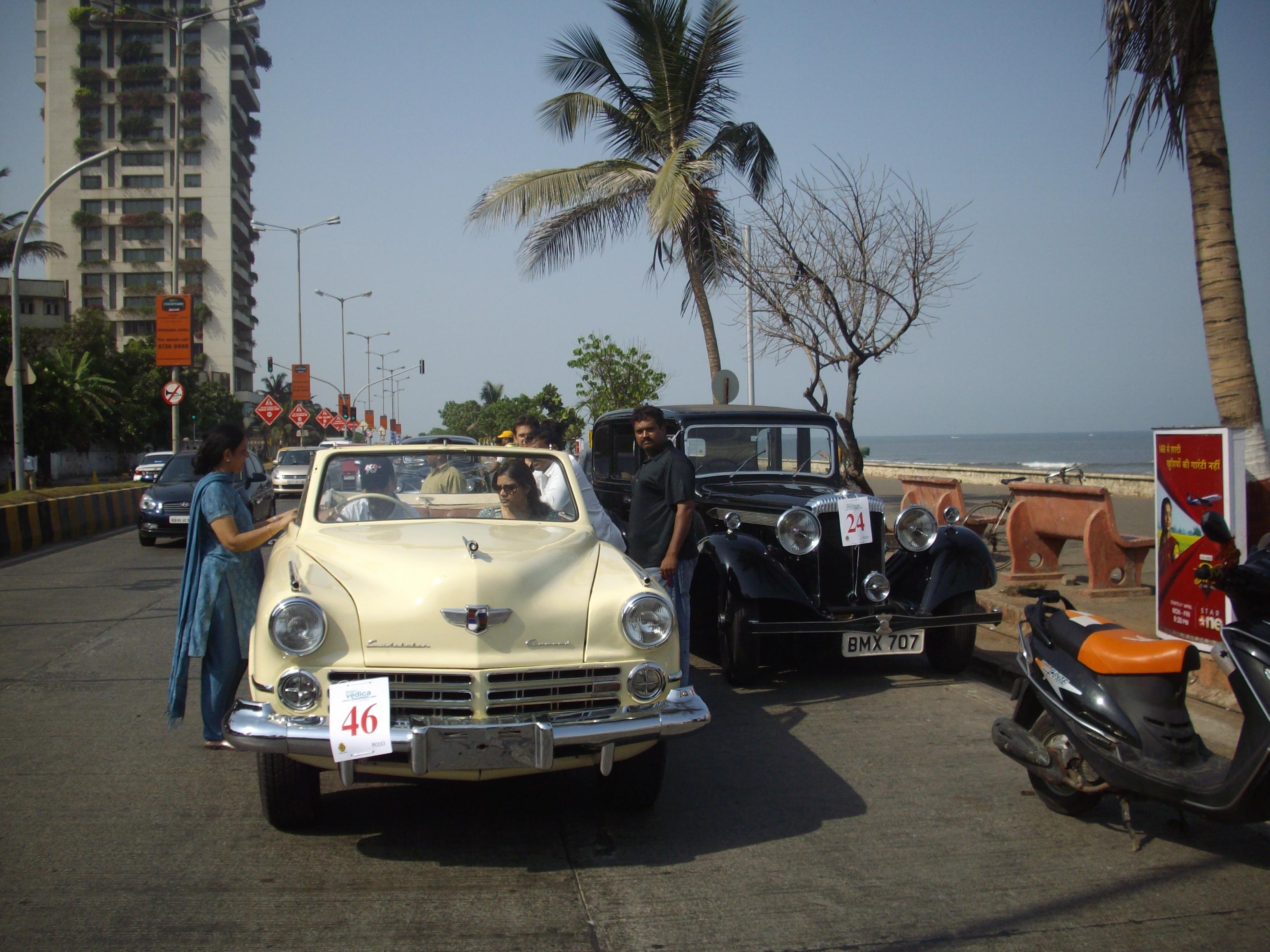 File:\'Vintage cars\' at the \'Mumbai vintage car rally-2010\'.jpg ...