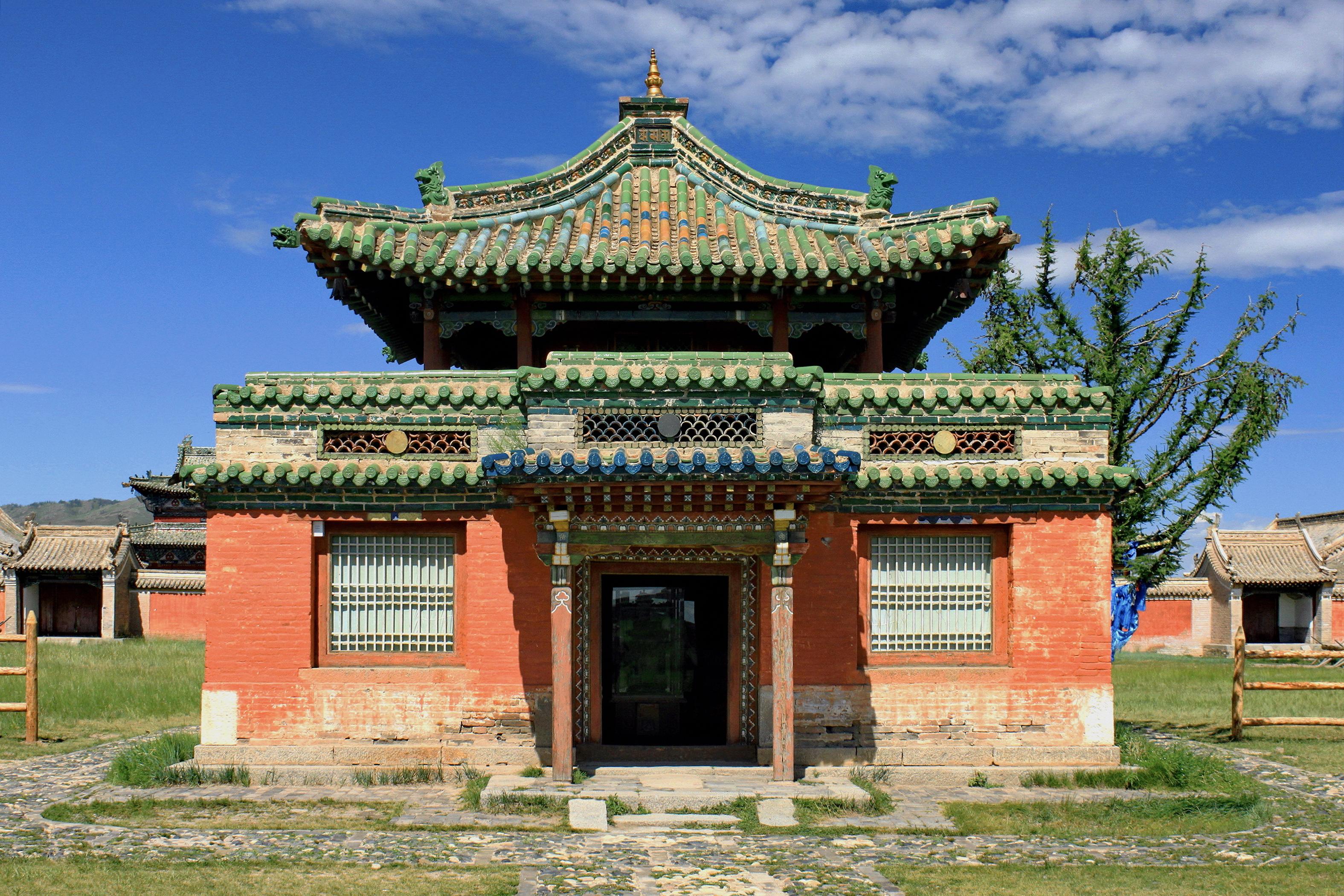 Kết quả hình ảnh cho Kharkhorin museum