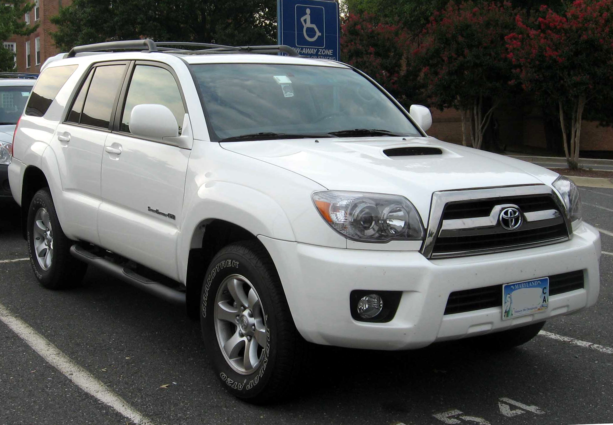 File 06 07 Toyota 4runner Jpg Wikimedia Commons