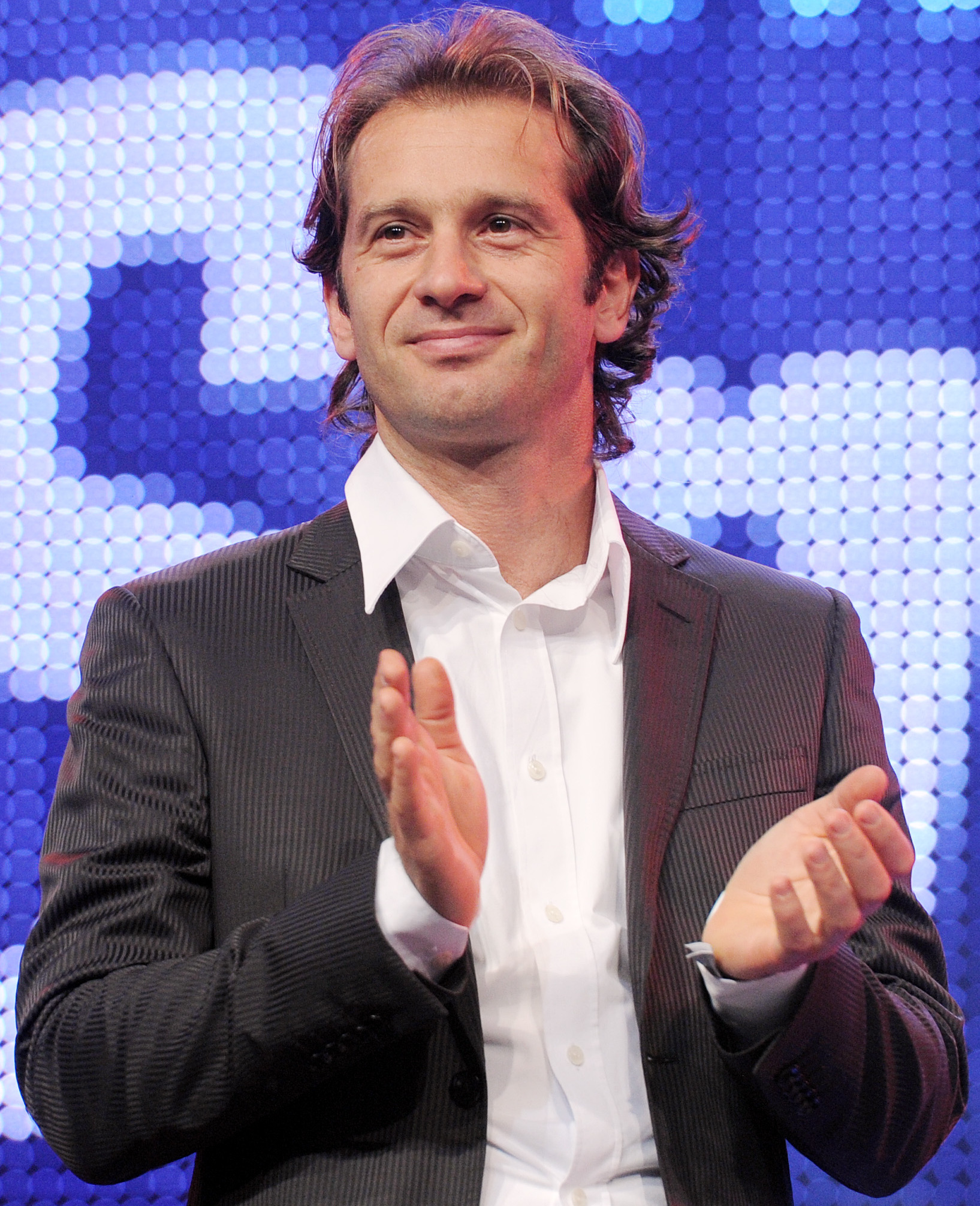 The 44-year old son of father Enzo Trulli and mother Kate Trulli Jarno Trulli in 2018 photo. Jarno Trulli earned a  million dollar salary - leaving the net worth at 12 million in 2018