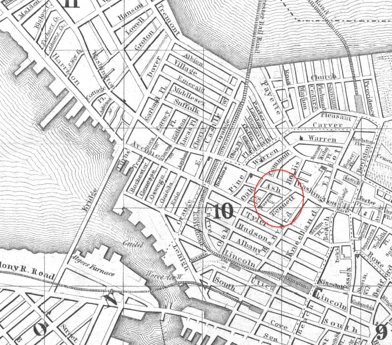 File 1850 Southend Area Boston Boynton Dearborn Png Wikipedia