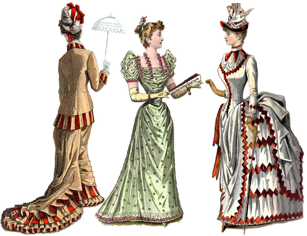 File 1880s Fashions Wikimedia Commons