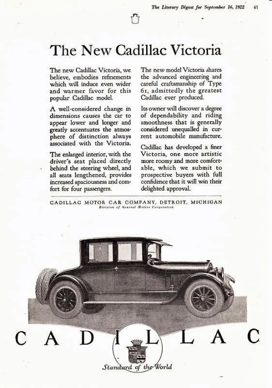 File 1923 Cadillac Ad 9537985802 Jpg Wikimedia Commons
