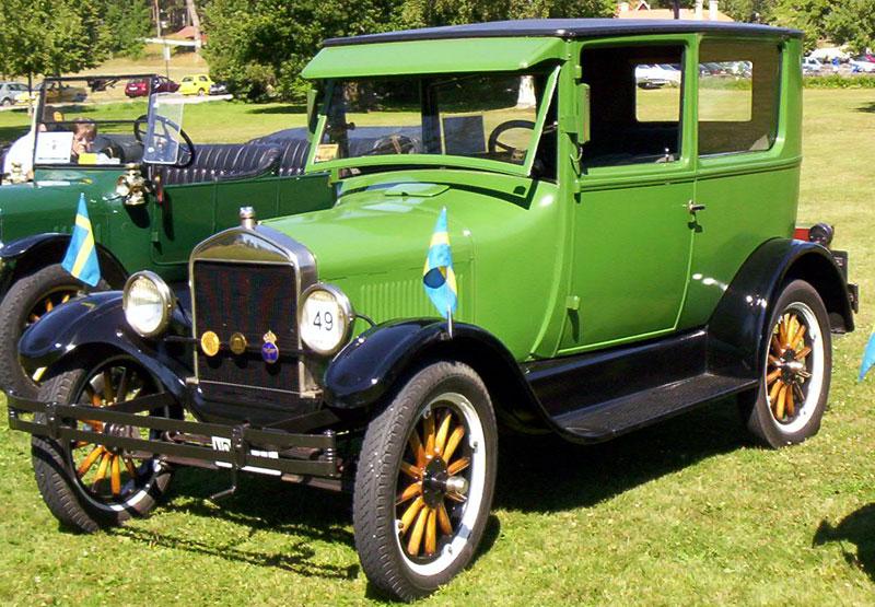 ford model t sedan