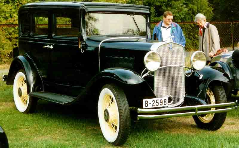 Todays old cars that were your daily driver yrs past for 1931 chevy 2 door sedan