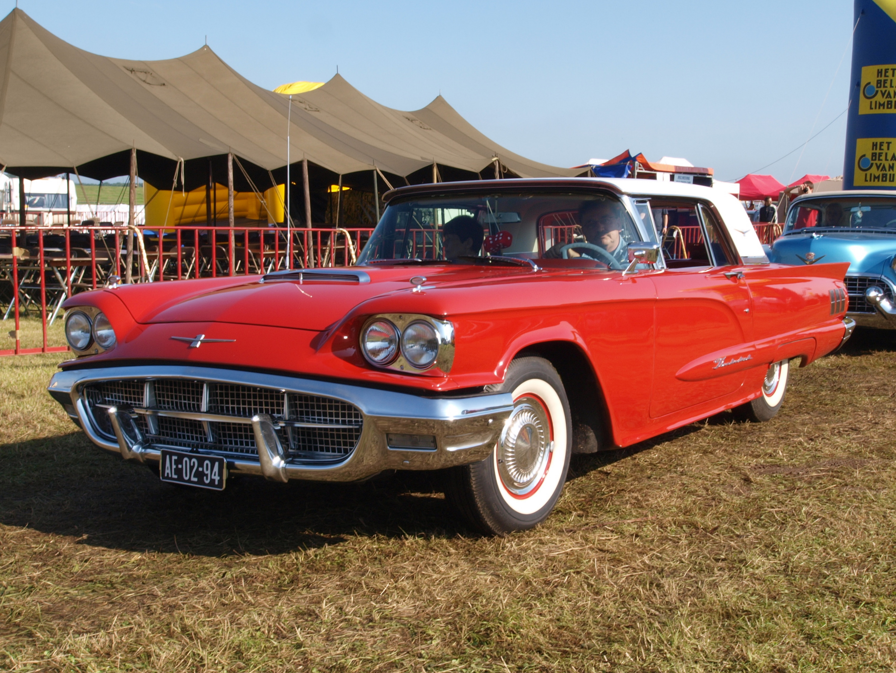 Thunderbird Car  Price