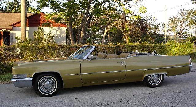File 1970 Cadillac Coupe De Ville Convertible Jpg Wikimedia Commons