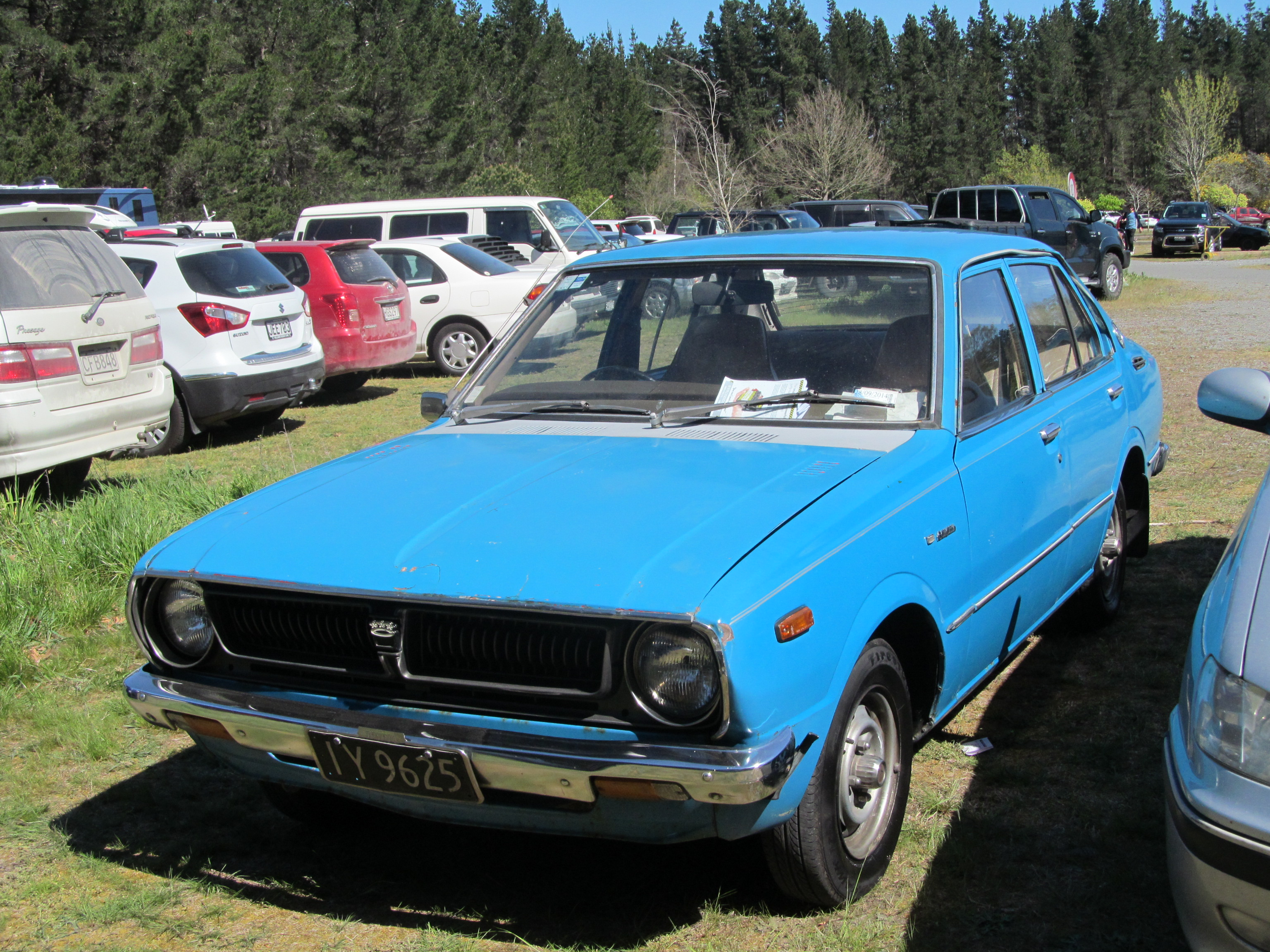 Kelebihan Corolla Ke30 Spesifikasi