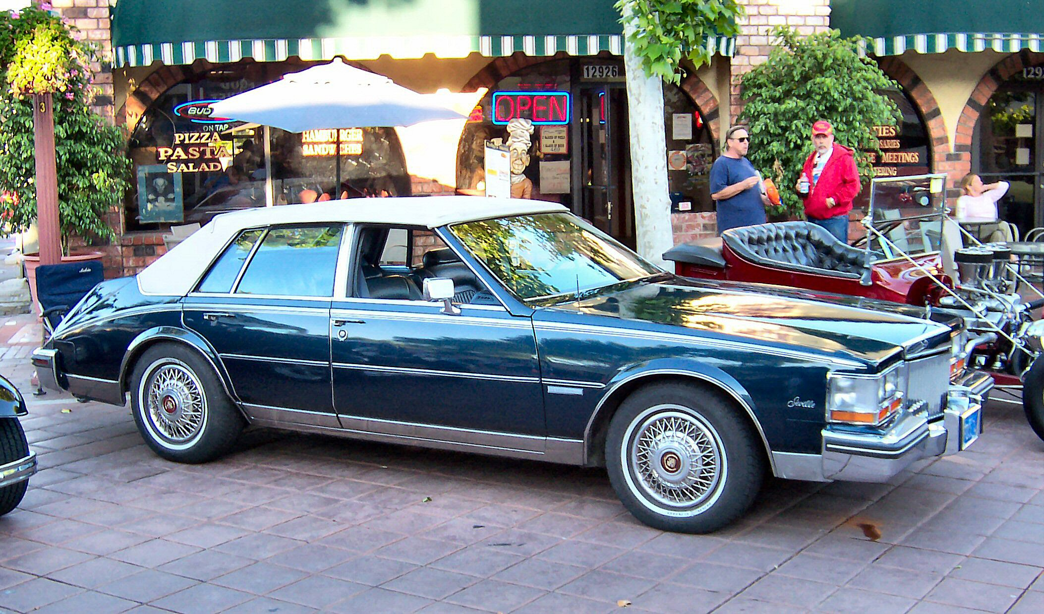1980_Cadillac_Seville file 1980 cadillac seville jpg wikimedia commons 1984 Seville at n-0.co
