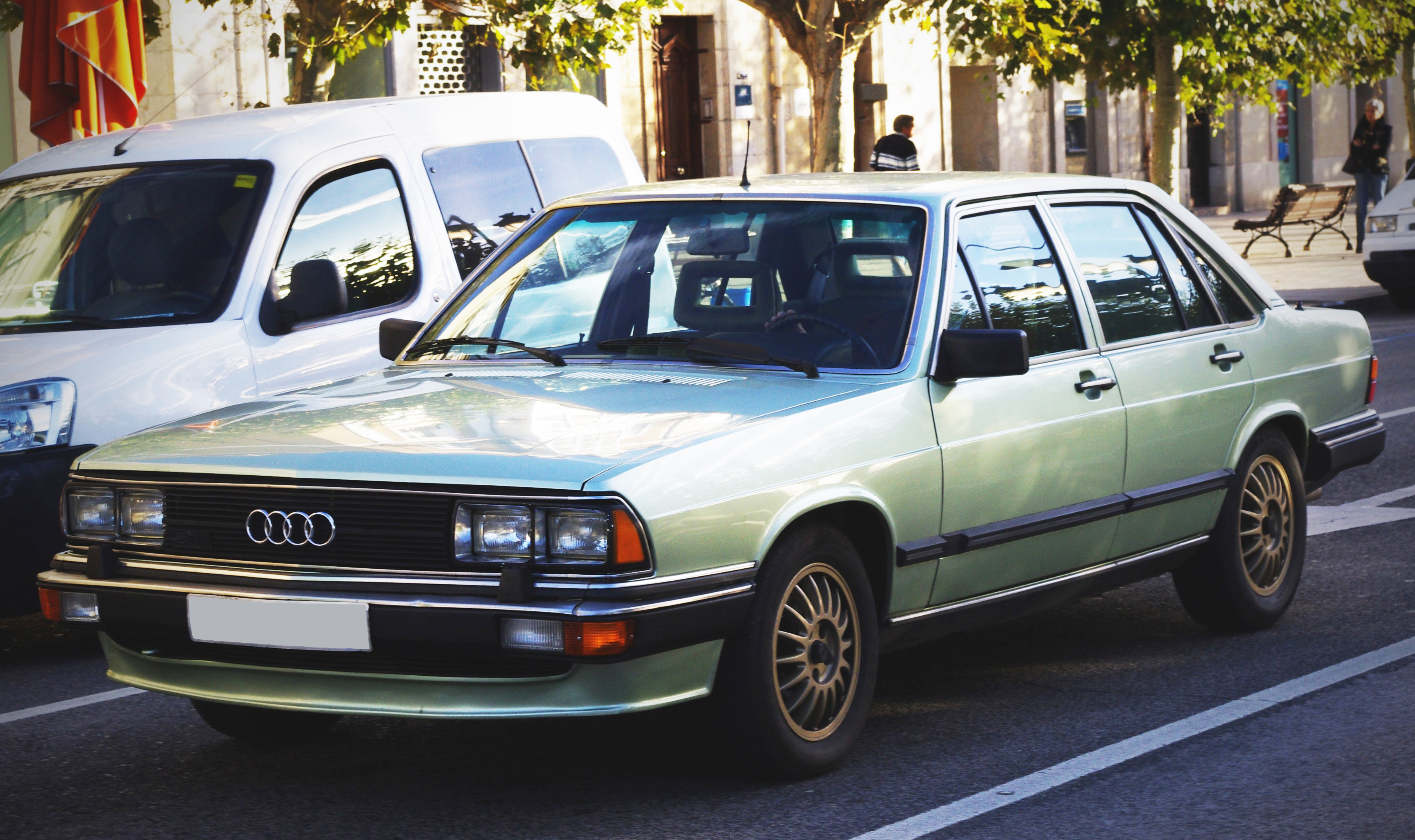 File 1982 Audi 200 Turbo C2 5145946537 Jpg Wikimedia