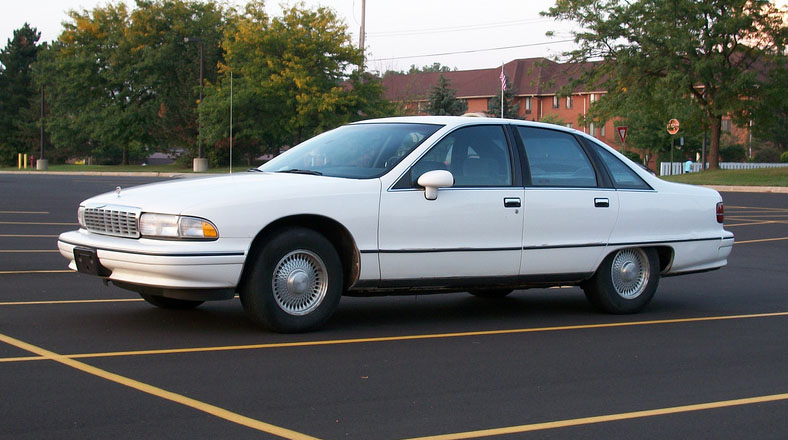 1996 Chevy Caprice For Sale File:1991 Chevrolet Caprice.jpg - Wikimedia Commons