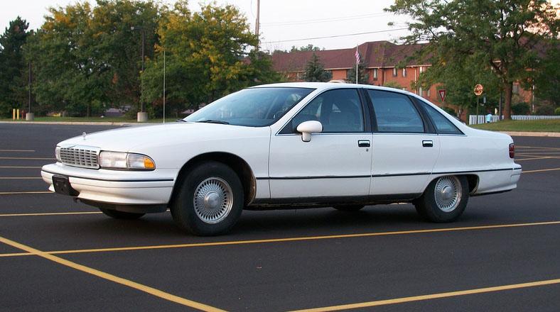 File 1991 Chevrolet Caprice Jpg Wikimedia Commons