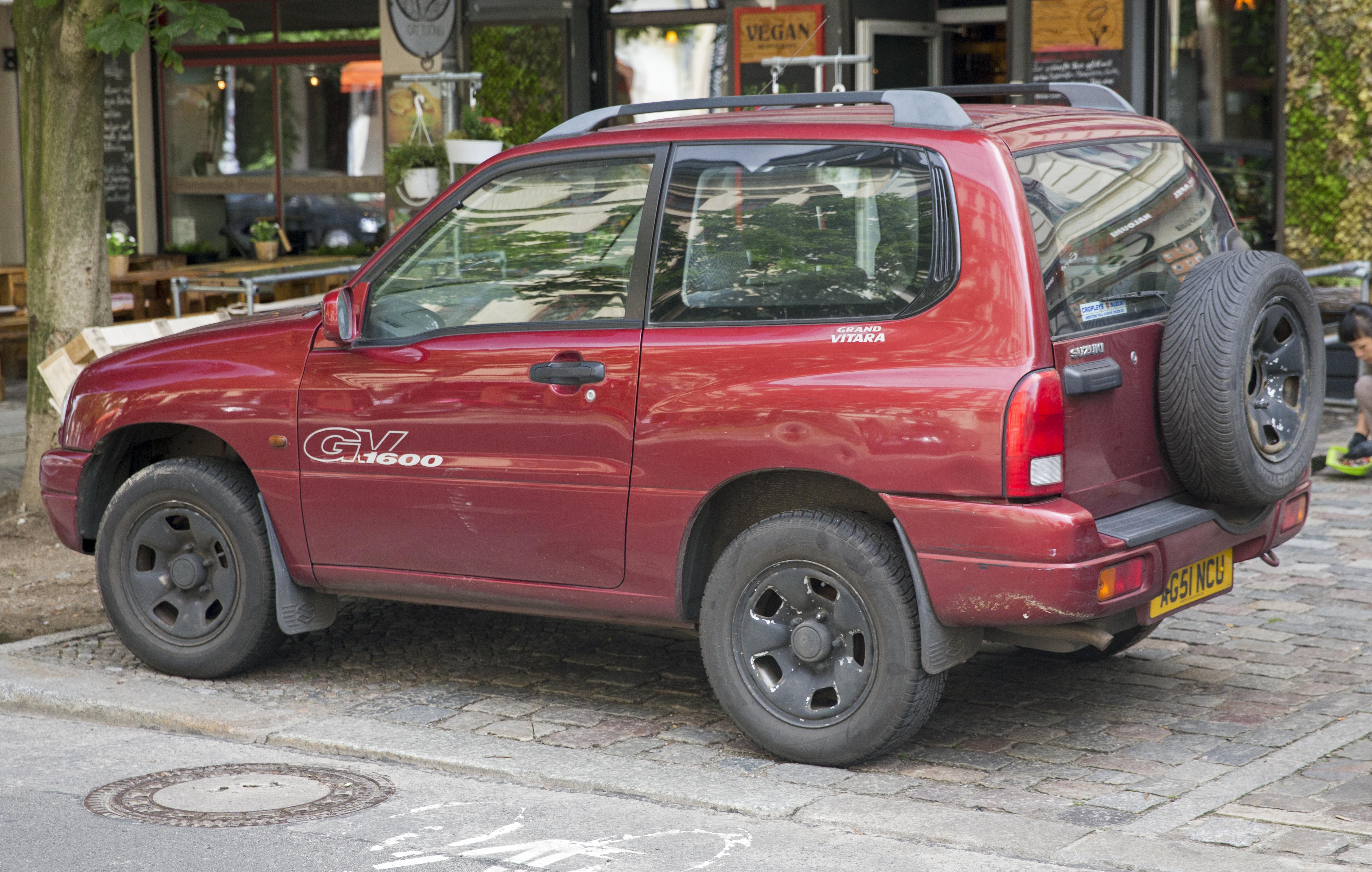 Suzuki Vitara Rear Axle